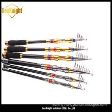 New Carbon Fiber Square Spinning Fishing Rod