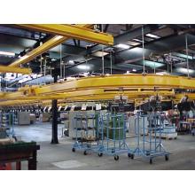 160 kg-2 ton Eot Crane Light Single