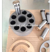 PC200-6 Hydraulic Main Pump Rotating group parts piston shoe,cylinder block,repair kits 708-2L-33110,708-2L-33221,708-2L-33310,
