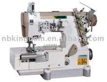 JT888-05-MD Trimming Stretch Sewing Machine With Over Edge