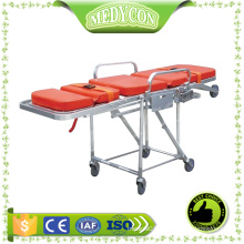 BDTT202 multifunctional ambulance stretcher,Emergency Automatic Loading Chair Trolley for hot sale