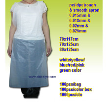 Disposable PE Apron (LY-PEA-W)