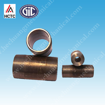 SCH 40 STEEL COUPLINGS/STEEL PIPE NIPPLES