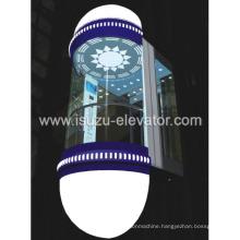 Isuzu Machine Roomless Panoramic Elevator