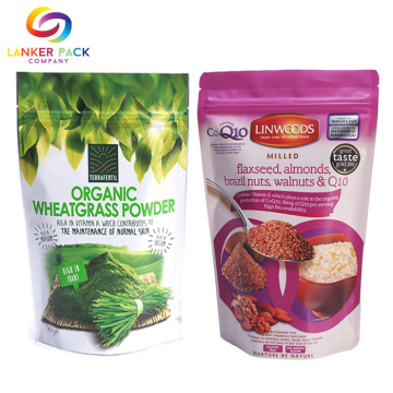 ECO Friendly Custom High Barrier Food Packing Bag