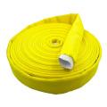 Ул синтетическим резиновым покрытием пожарный шланг