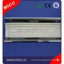 Calefator cerâmico industrial de 245 * 60mm IR com refletor
