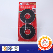 Automotive Industry Good Adhesion Black Double Sided Foam Tape