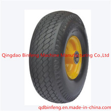 Hot Sale High Standard Pneumatic Wheelbarrow Rubber Wheel