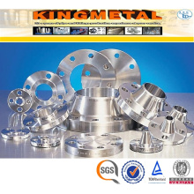 A182 Bride duplex en acier inoxydable F6a / F347 / F91 / F12 / F51
