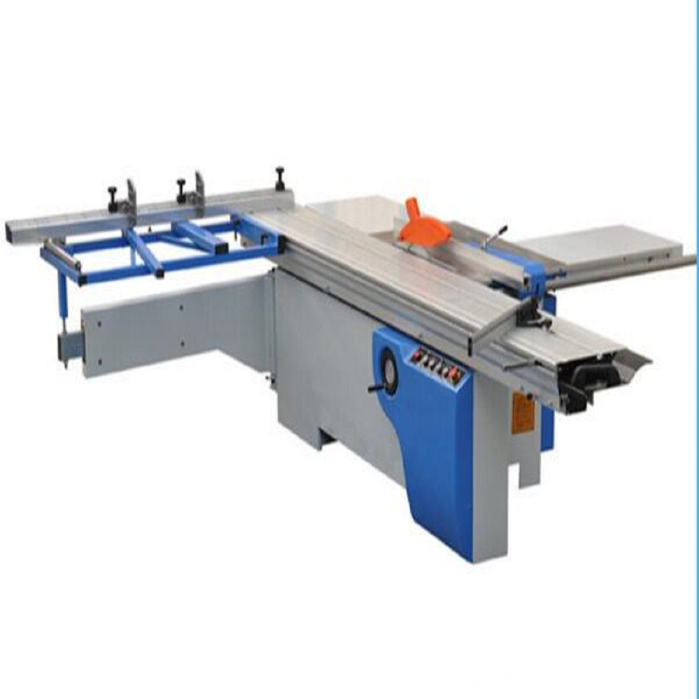 Sliding Table Panel Saw Machine Woodworking Machinery