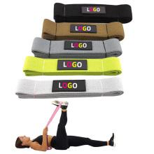Conjunto de pulseira de tecido longo para ginástica personalizada