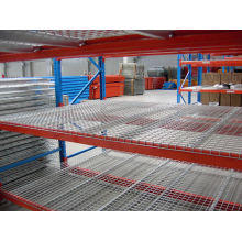 Steel Industrial Wire Shelving