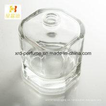 Botella de cristal madura personalizada diseño de moda