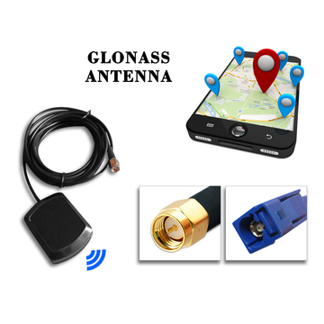Câble de connecteur d'antenne GPS Auto Car SMA Active