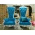 Hôtel de luxe à usage public petite table avec chaise à café XYN2502