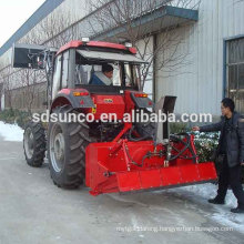 farm tractor snow thrower tractor,snow removal machine