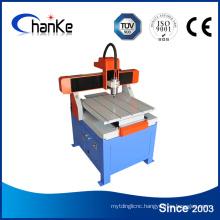 Samll Mini CNC Plastic Acrylic Wood Carving Machine Ck6090