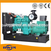 200kw/250kva Low Noise Power Generating sets by Cummins engine