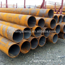 ASTM A192 SA192 Black seamless carbon steel tube pipe with high pressure