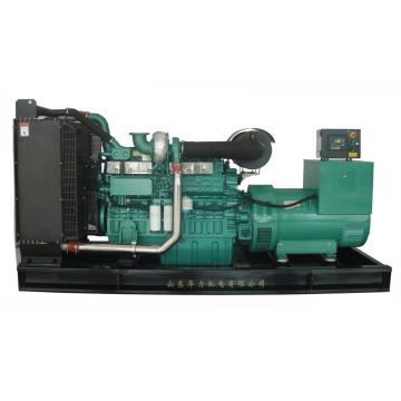 HUALI 260KW diesel standby generator system