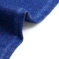 Хлопок Вискоза Полиэстер Спандекс Джинсовая ткань для женщин Джинсы