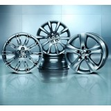Special Powder Coatings for Aluminum Wheel-Hub