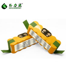 Geilienengy NIMH 14.4V 3000mah Rechargeable Battery Pack For Roomba Vaccum Cleaner