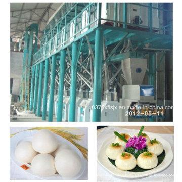 150-160 toneladas por día de planta de trigo de la harina de la planta