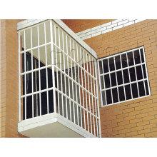 Conception de grille de fenêtre en aluminium