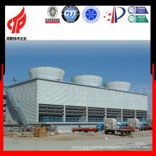 FD-NG-800-1000 Combinación industrial / Contracorriente tipo estructura de acero torre de enfriamiento