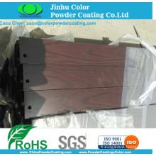 Transfert de sublimation de revêtement de polyester