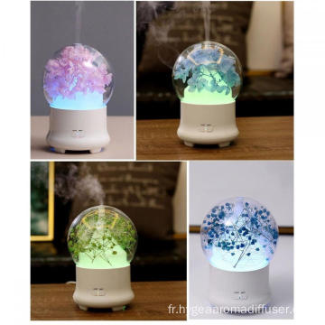 Humidificateur ultrasonique d'humidificateur de diffuseur de 120ml Aromatherapy