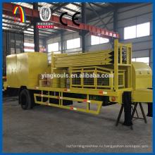 914-610 240 Arch K Структурное строительство Изогнутая машина для производства кровельных профилей