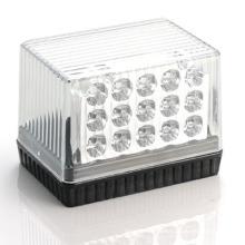 Faro de advertencia de luz estroboscópica LED cuadrado (HL-AF01)