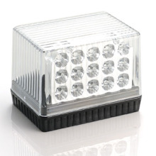Square de LED lumière stroboscopique AVERTISSEMENT Beacon (HL-AF01)