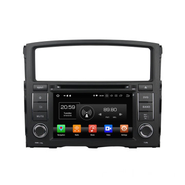 AUTORADIO GPS MULTIMEDIA لـ PAJERO 2006-2012