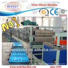 1200mm width door panel pvc machine