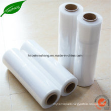 20 Micron Machine Grade Stretch Film Shrink Packing Film