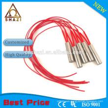 electric 12v 24v cartridge heater installation