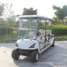 Aprovado pela CE Marshell 8 Seater Golf Buggy (DG-C6 + 2)