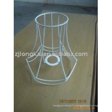Porte-suspension en métal pour intérieur, présentoir