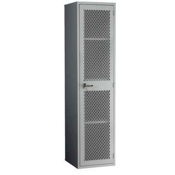 Metal Mash Door Metal Tier Locker
