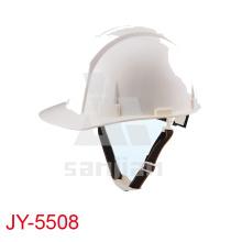 Jy-5508 Weiß PE Msa V-Gard Schutzhelm