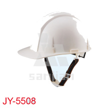 Casco de seguridad Jy-5508 White PE Msa V-Gard