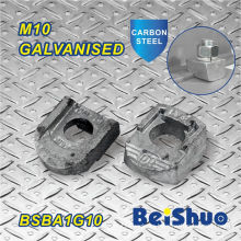 M10 Steelwork Beam Clamp Steelwork Connections Fastener Ba1g10