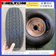 china fábrica de pneus 5.70-8 ATV PNEU COM A BORDA