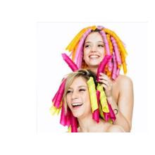 Curling Flutes Nylon PET Sleeves Hair Roller