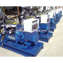 Alimentado por el OEM Cummins Motores 100kw 120 kw refrigerado por agua del generador diesel