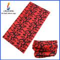 Bufanda de camuflaje caliente Ningbo lingshang Bandana de tubo sin costuras impresa multifuncional